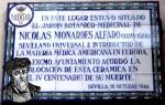 EL ORGULLO DE NICOLÁSMONARDES